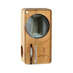 Magic Flight Launch Box Cherry Vaporizador Portátil